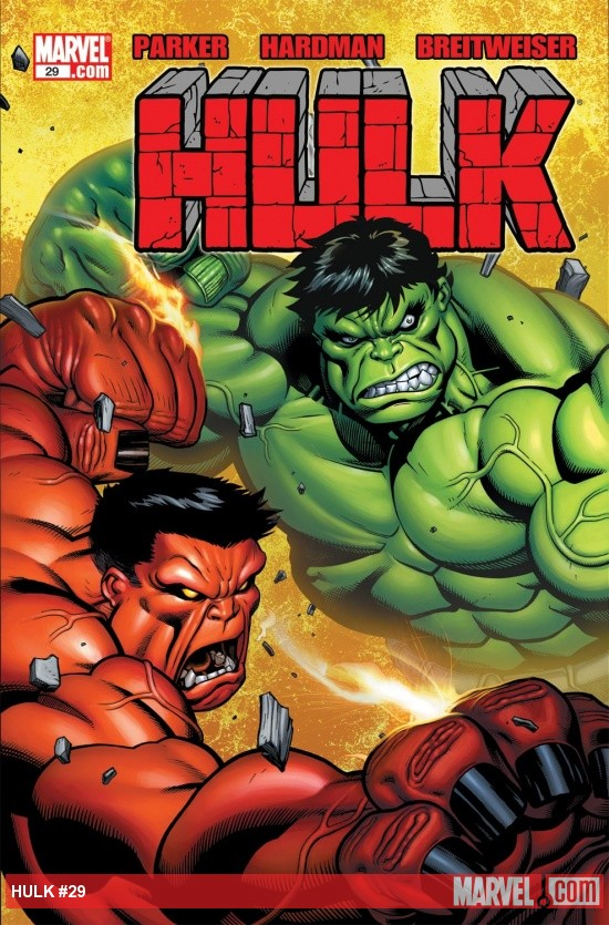 Hulk (2008) #29