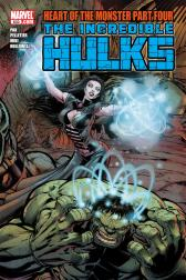 Incredible Hulks #633 
