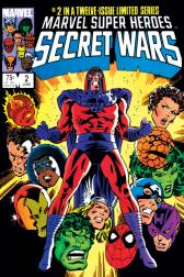 Secret Wars #2 