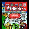 The Avengers #1 Cover