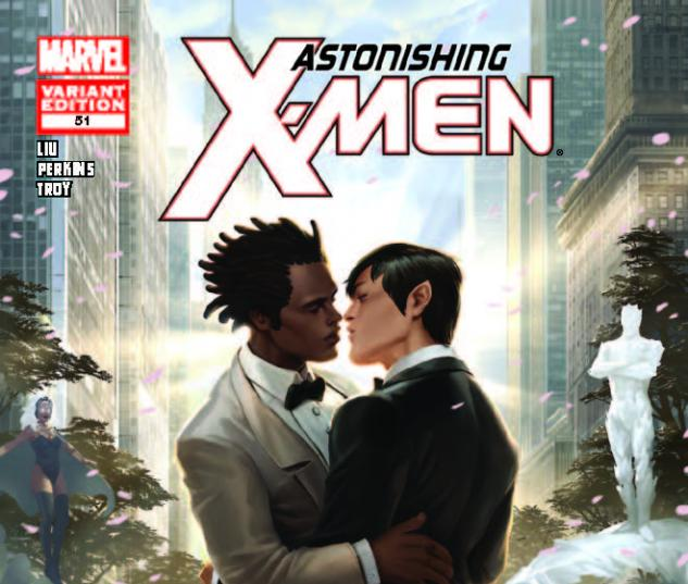 ASTONISHING X-MEN 51 DJURDJEVIC VARIANT (1 FOR 25, WITH DIGITAL CODE, DNMC)