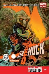 Red She-Hulk #66
