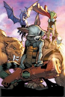 Guardians Team-Up (2015) #5