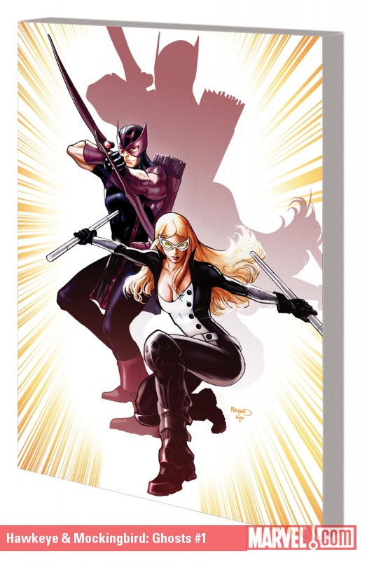 Hawkeye & Mockingbird: Ghosts (Trade Paperback)