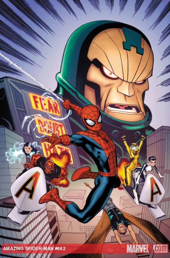 Amazing Spider-Man #662