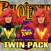 Phoenix 2 Pack Mini-Busts by Bowen Designs