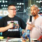 NYCC 2012: Maximiliano Hernandez on Marvel LIVE