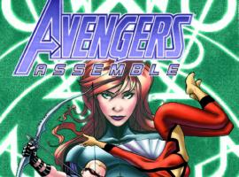 AVENGERS ASSEMBLE 12 MCKONE VARIANT (NOW, 1 FOR 50, WITH DIGITAL CODE)