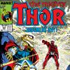 Thor (1966) #387 Cover