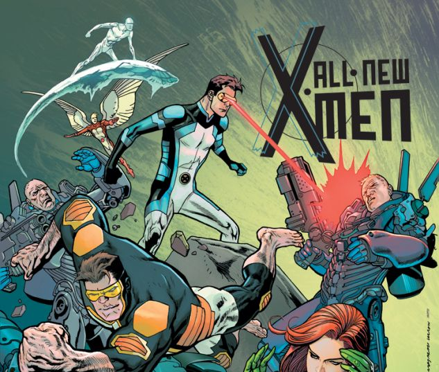 ALL-NEW X-MEN 19 (WITH DIGITAL CODE)