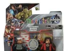 Marvel's Avengers: Age of Ultron Minimates from Diamond Select Toys