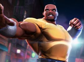 Luke Cage in Marvel Contest of Champions