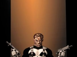 PUNISHER #7 cover by Mike McKone