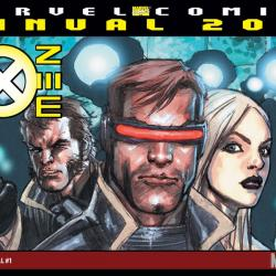 NEW X-MEN ANNUAL #1
