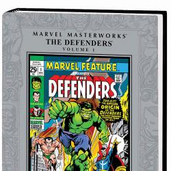 MARVEL MASTERWORKS: THE DEFENDERS VOL. 1 #0