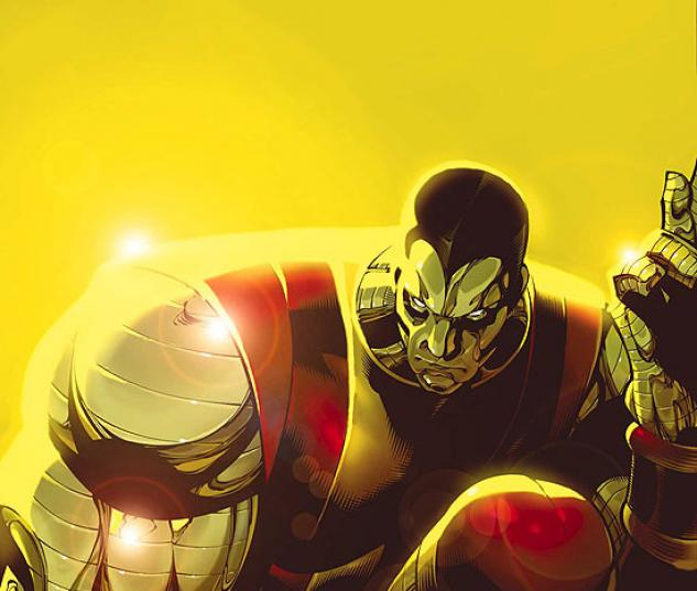 X-MEN: COLOSSUS BLOODLINE #3