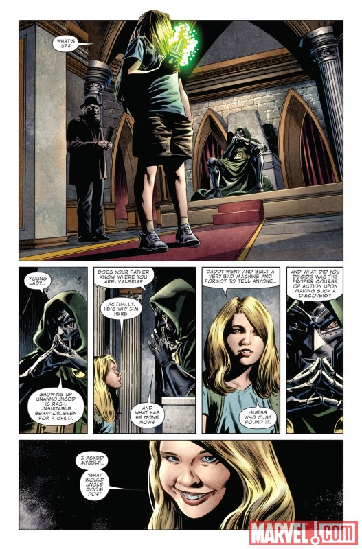 FANTASTIC FOUR #583 preview art by Steve Epting 3
