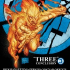 Fantastic Four #587 is on Fire