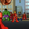 The Super Hero Squad faces Juggernaut
