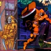 Marvel vs. Capcom 3 alternate costume: Frightful Four Taskmaster