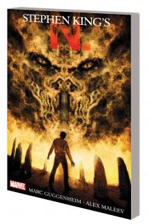 Stephen King's N. the Comic Series (Trade Paperback)