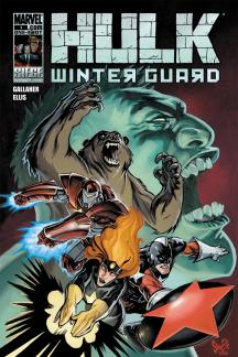 Hulk: Winter Guard One-Shot #1