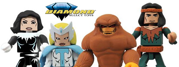 Alpha Flight Minimates by Diamond Select Toys