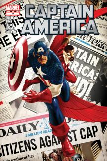 Captain America (2011) #15
