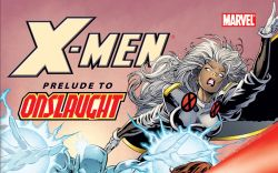 X-MEN: PRELUDE TO ONSLAUGHT (TRADE PAPERBACK) - cover art