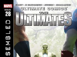 ULTIMATE COMICS ULTIMATES 28 (WITH DIGITAL CODE)