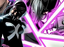 Marvel AR: Uncanny X-Force #5 Cover Recap