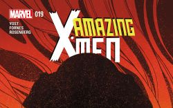 AMAZING X-MEN 19 (WITH DIGITAL CODE)