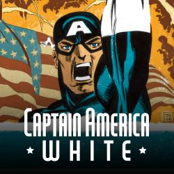 Captain America: White (2015 - Present)