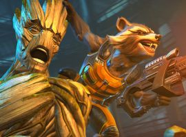 Groot in Marvel Contest of Champions
