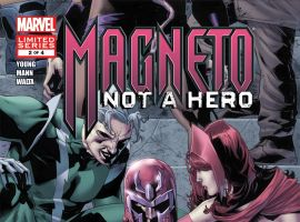 MAGNETO: NOT A HERO (2011) #2