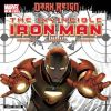 INVINCIBLE IRON MAN #8 Cover