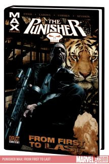 Punisher Max: From First to Last (Hardcover)