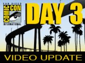 SDCC '09: Day 3 Update