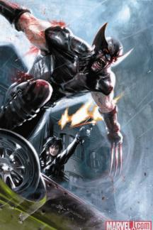 X-Force: Sex and Violence (2010) #2 (2ND PRINTING VARIANT)