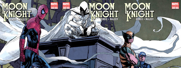 Moon Knight #1-3 Back to Print