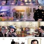 Avengers 1959 #1 preview art by Howard Chaykin