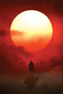 Dark Tower: The Gunslinger - The Way Station (2013) #1