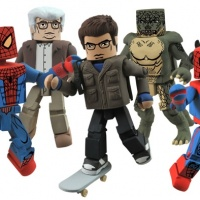 "Diamond Select Toys ""Amazing Spider-Man"" minimates"