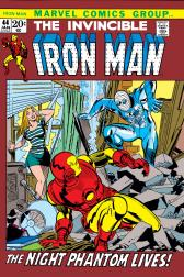 Iron Man #44 