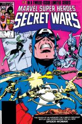 Secret Wars #7 