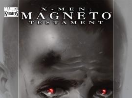 X-Men: Magneto Testament (2008) #5