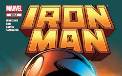 IRON MAN 258.2 (WITH DIGITAL CODE)