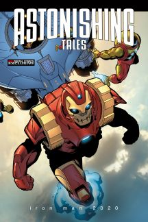Astonishing Tales: Iron Man 2020 (2009) #3