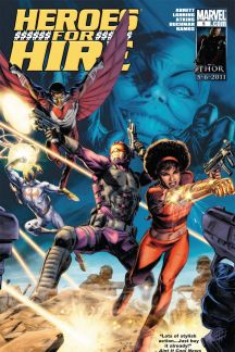 Heroes for Hire #5