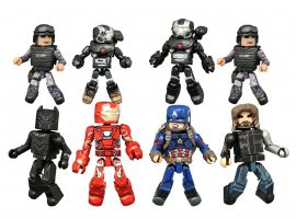Diamond Select Civil War Minimates